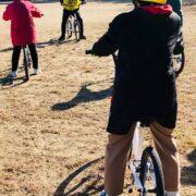 京都市で新たなコンセプト❣️シニア世代に向けた自転車安全教室開催